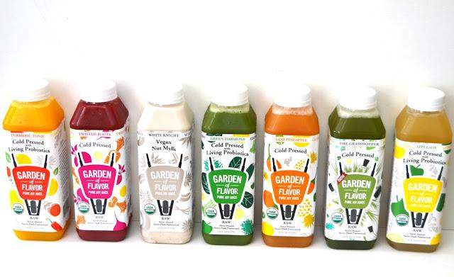 Garden of Flavor Juices