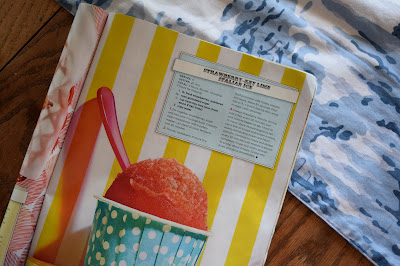 easy diy recipe summer sorbet granita