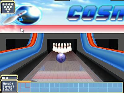 仿真保齡球(RealBowling),好玩的擬真運動競賽遊戲!