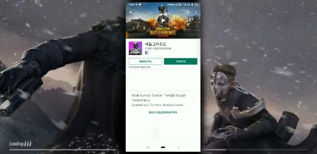 cara update pubg mobile korea ke versi global 0.12.0