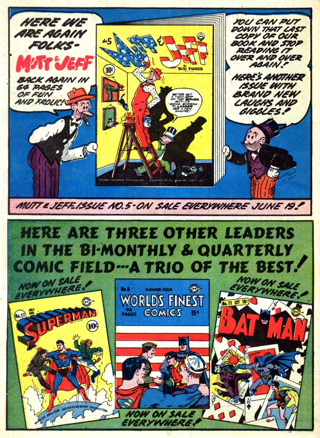 Read online All-American Comics (1939) comic -  Issue #40 - 65