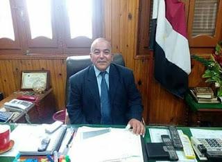 رئيس مركز ومدينة السنطة يحيل مفتش التموين المشرف على مخزن أنابيب كفركلاالباب للتحقيق.
