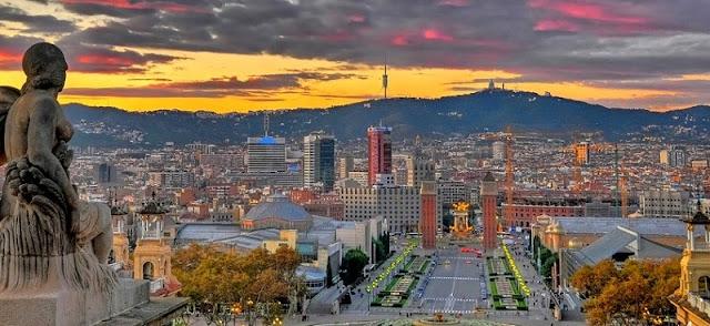 Roteiro de seis dias em Barcelona
