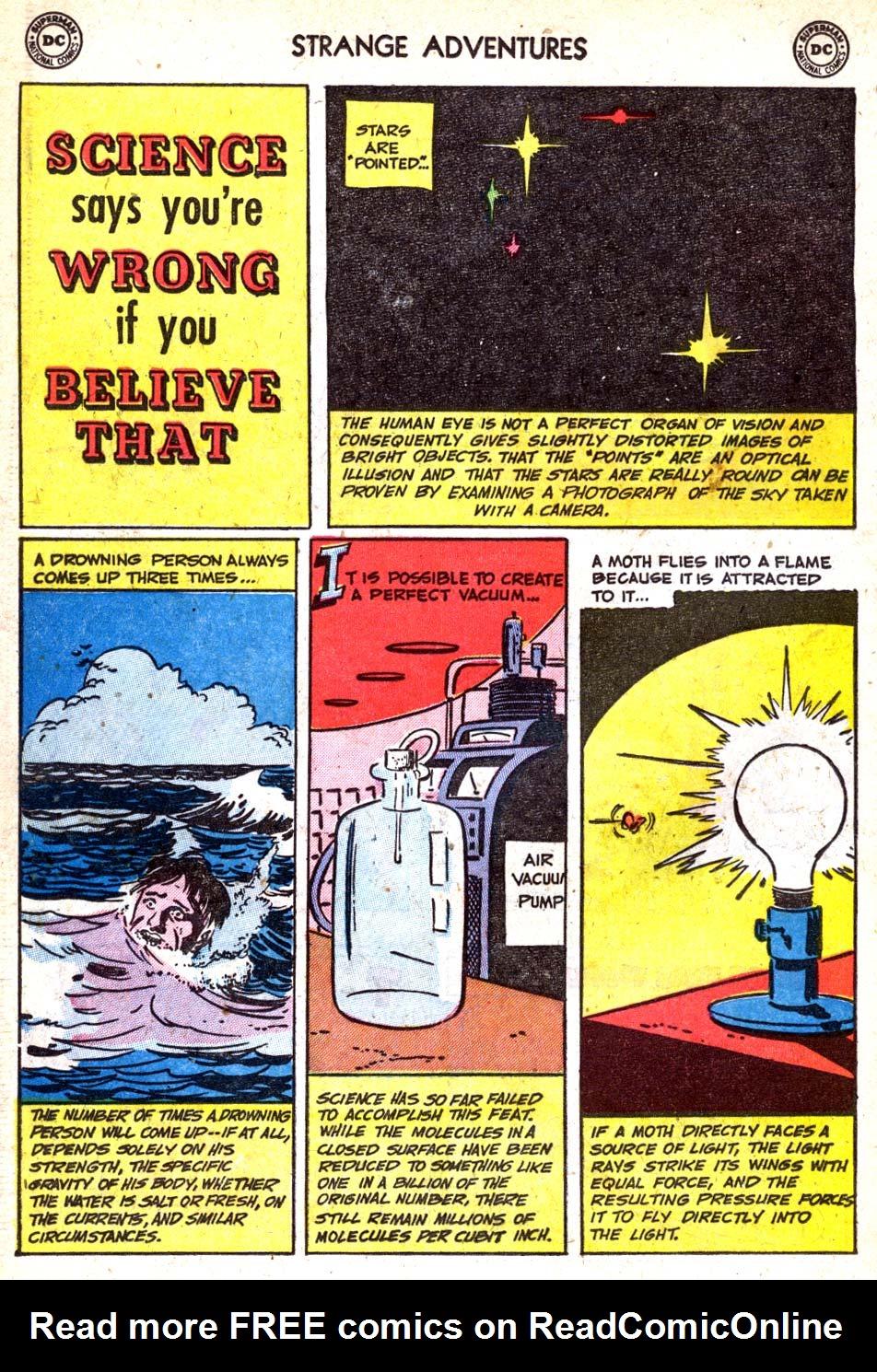 Strange Adventures (1950) issue 25 - Page 18