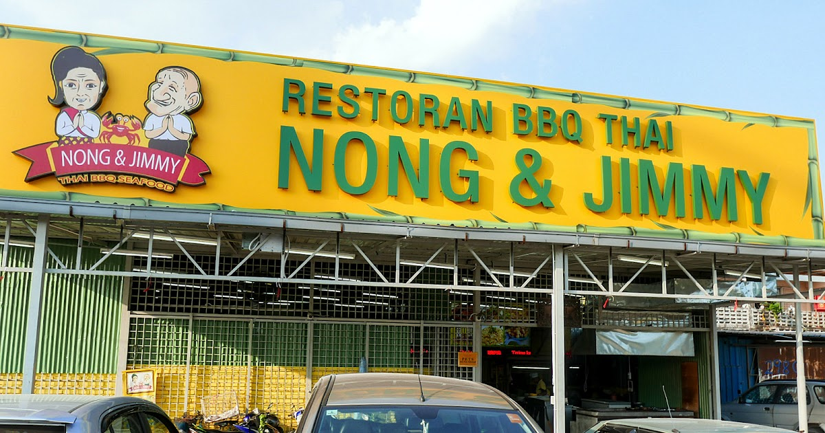 Eat Drink Kl New Location Nong Amp Jimmy Thai Bbq Seafood