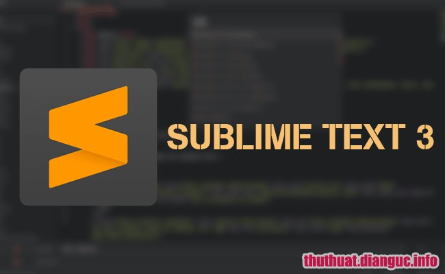 Download Sublime Text 3.2.1 Build 3207 Full Cr@ck