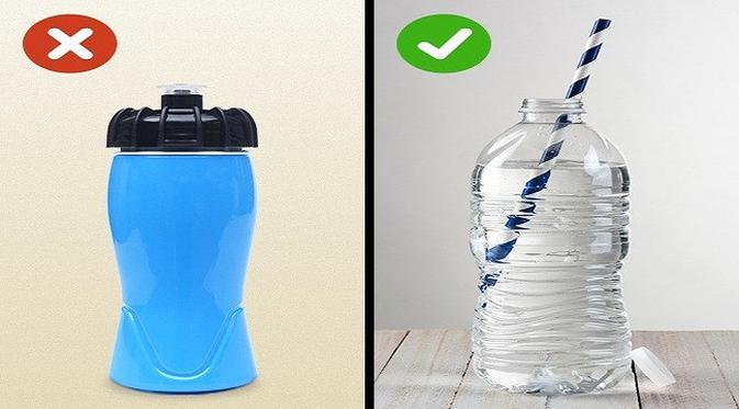 4 Rahasia Air Minum dalam Botol Plastik Ini Wajib Kamu