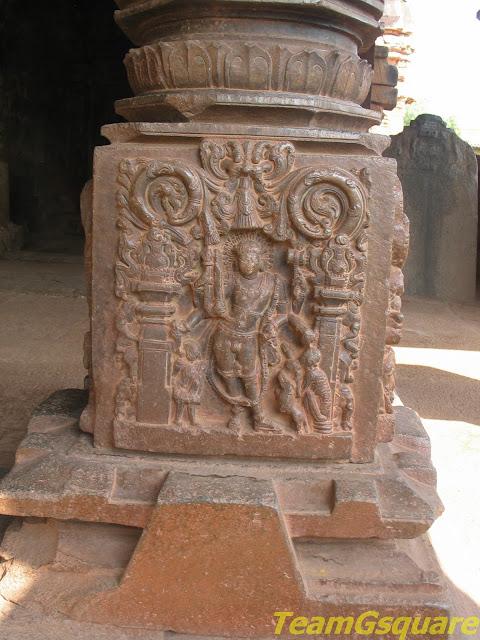 Banashankari Temple , Amargol