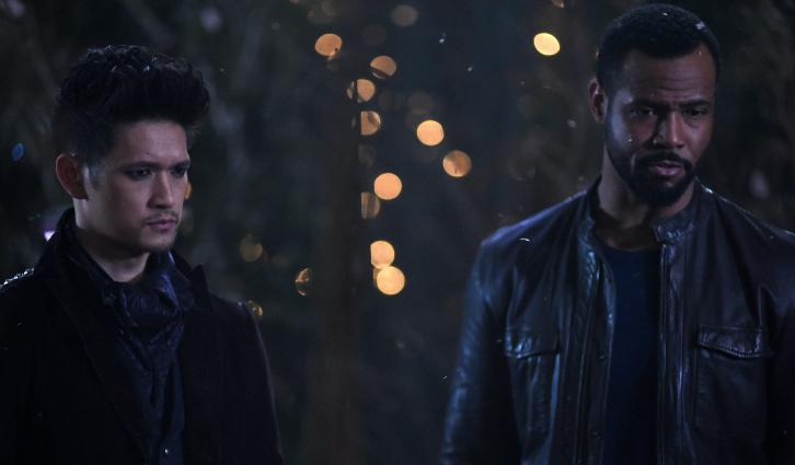 Shadowhunters - Episode 2.18 - Awake, Arise, or be Forever Fallen - Promo, Promotional Photos & Synopsis