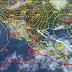 La tormenta tropical Carlotta se ubica a menos de 100 km de las costas de Guerrero