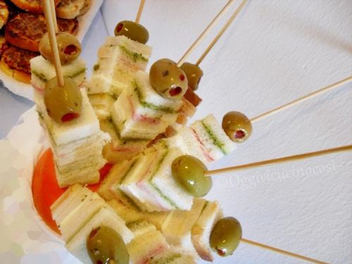 Amato Oggi vi cucino così!: Stuzzichini per Buffet GS96