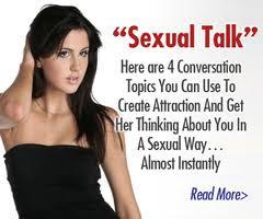 Sexy conversation topics