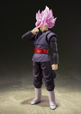 S.H.Figuarts GOKU BLACK -SUPER SAIYAN ROSE- -Event Exclusive Color Edition-