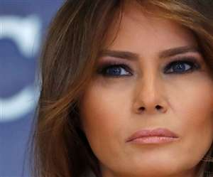 First lady will not be able to travel for a month, foreign trip, Trump alone will be included in G-7