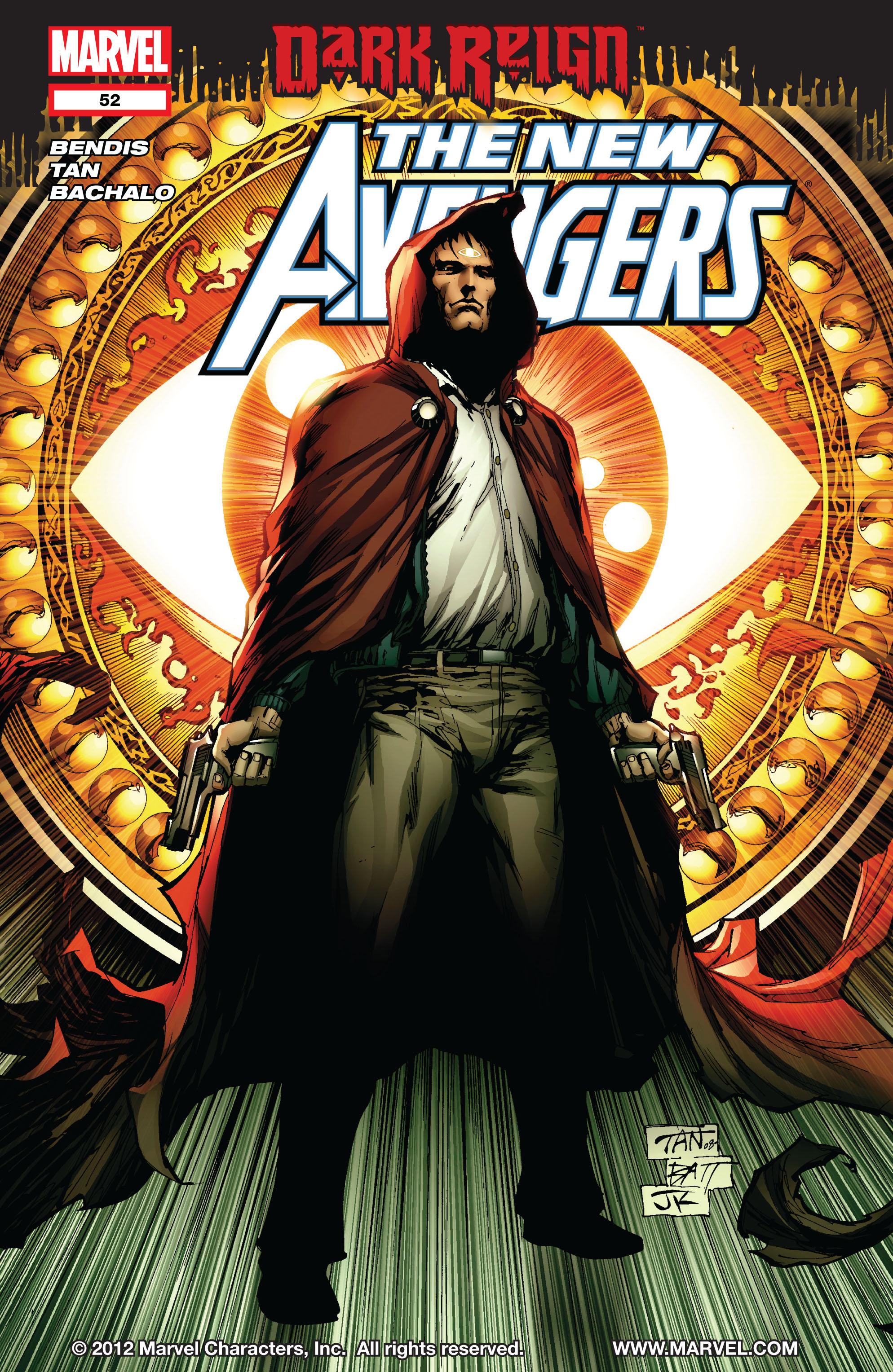 New Avengers (2005) issue 52 - Page 1