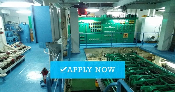 Oiler for passenger vessel - Seaman job Solution | Marine jobs | Maritime jobs 2018