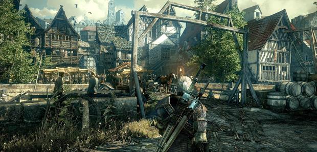 Witcher 3 Dev Says No to Platform Exclusive Content