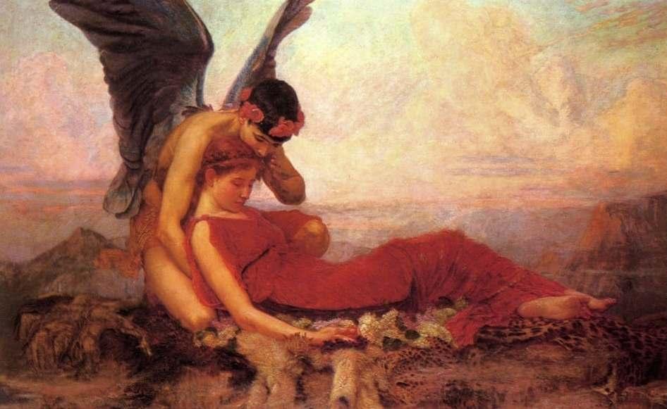 Morfeu, o Deus Grego Dos Sonhos Que Entregava Mensagens Dos Deuses Para o Mundo Mortal