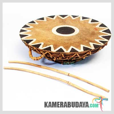 Rebana Kerincing atau Tasa, Alat Musik Tradisional Dari Bengkulu