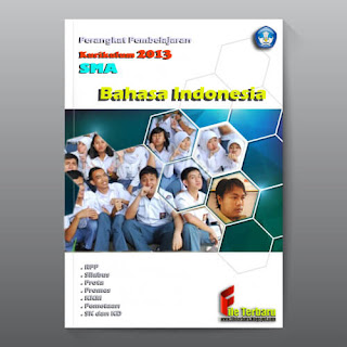 Perangkat Pembelajaran Kurikulum 2013 SMA Bahasa Indonesia