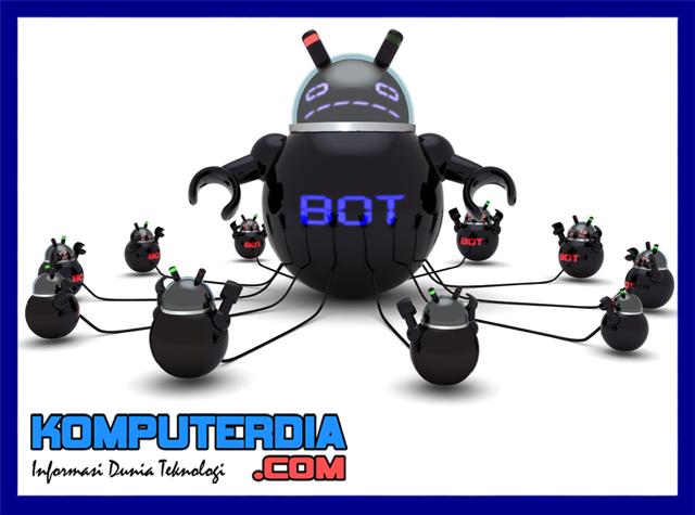 Pengenalan Metode BotNet didalam dunia hacker