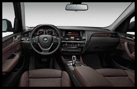 BMW x3 2017 Redesign