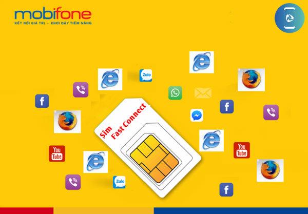 Tìm hiểu sim Fast Connect Mobifone là gì? Ưu đãi của loại thuê bao này?
