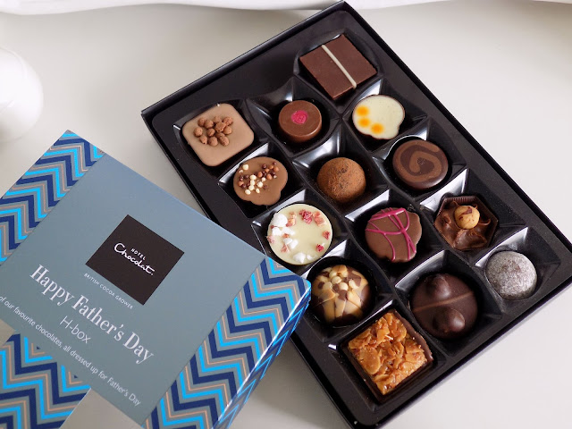 Hotel Chocolat Father's Day chocolates