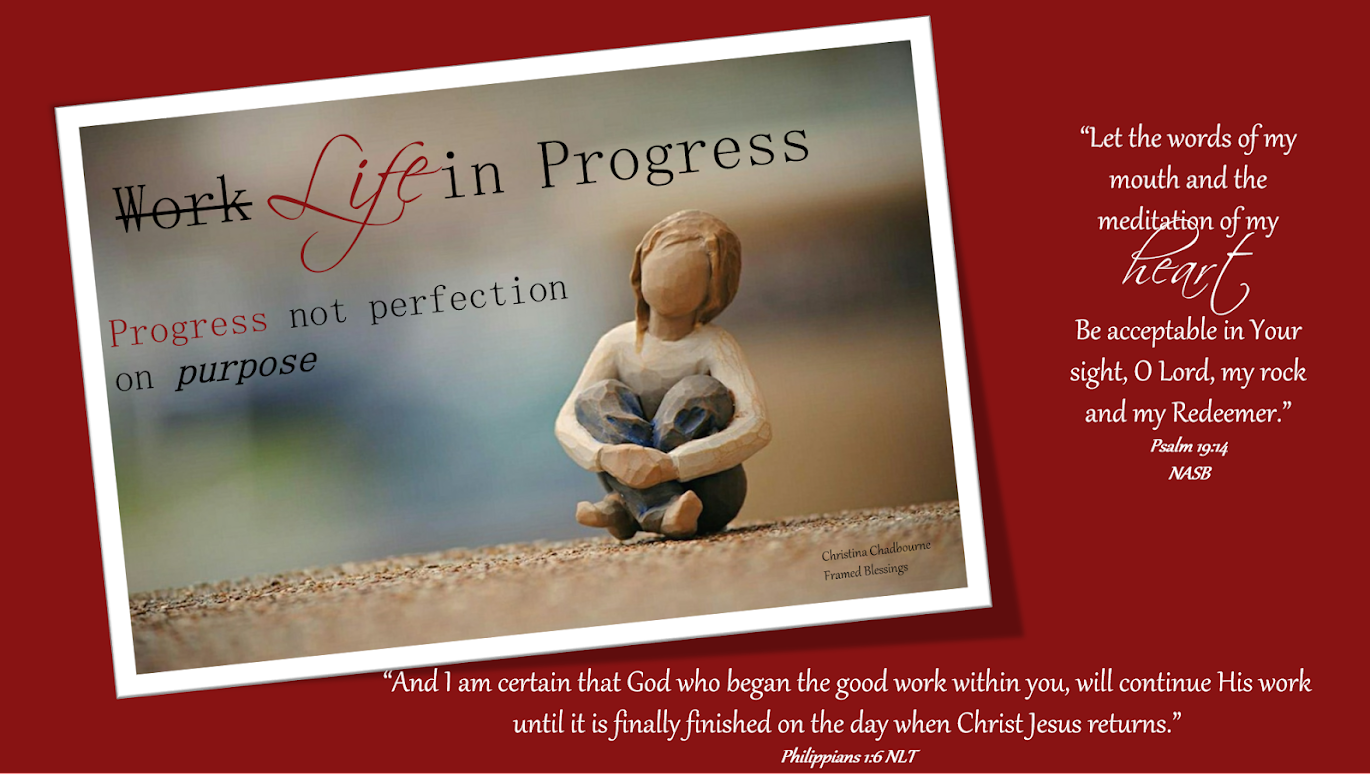 Life In Progress at Simply Susan