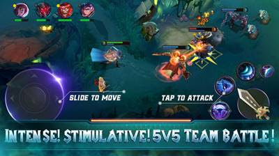 Download MOBA Legends - 5v5 team battle APK Data Full Online Multiplayer Battle Arena