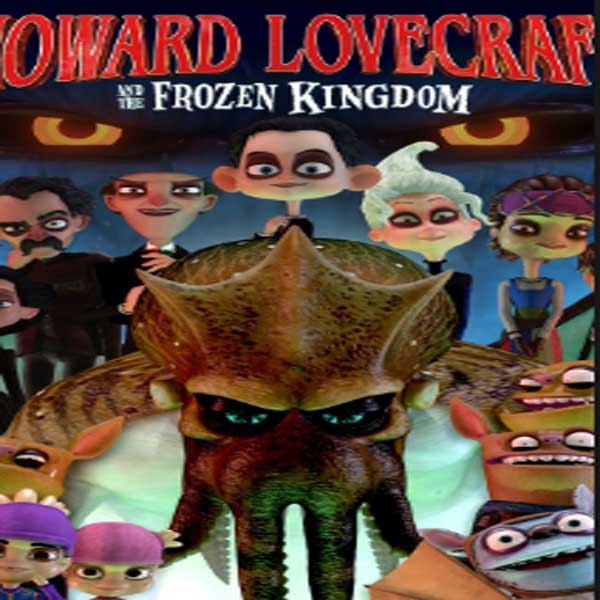 Howard Lovecraft & the Frozen Kingdom, Howard Lovecraft & the Frozen Kingdom Synopsis, Howard Lovecraft & the Frozen Kingdom Trailer, Howard Lovecraft & the Frozen Kingdom Reiew