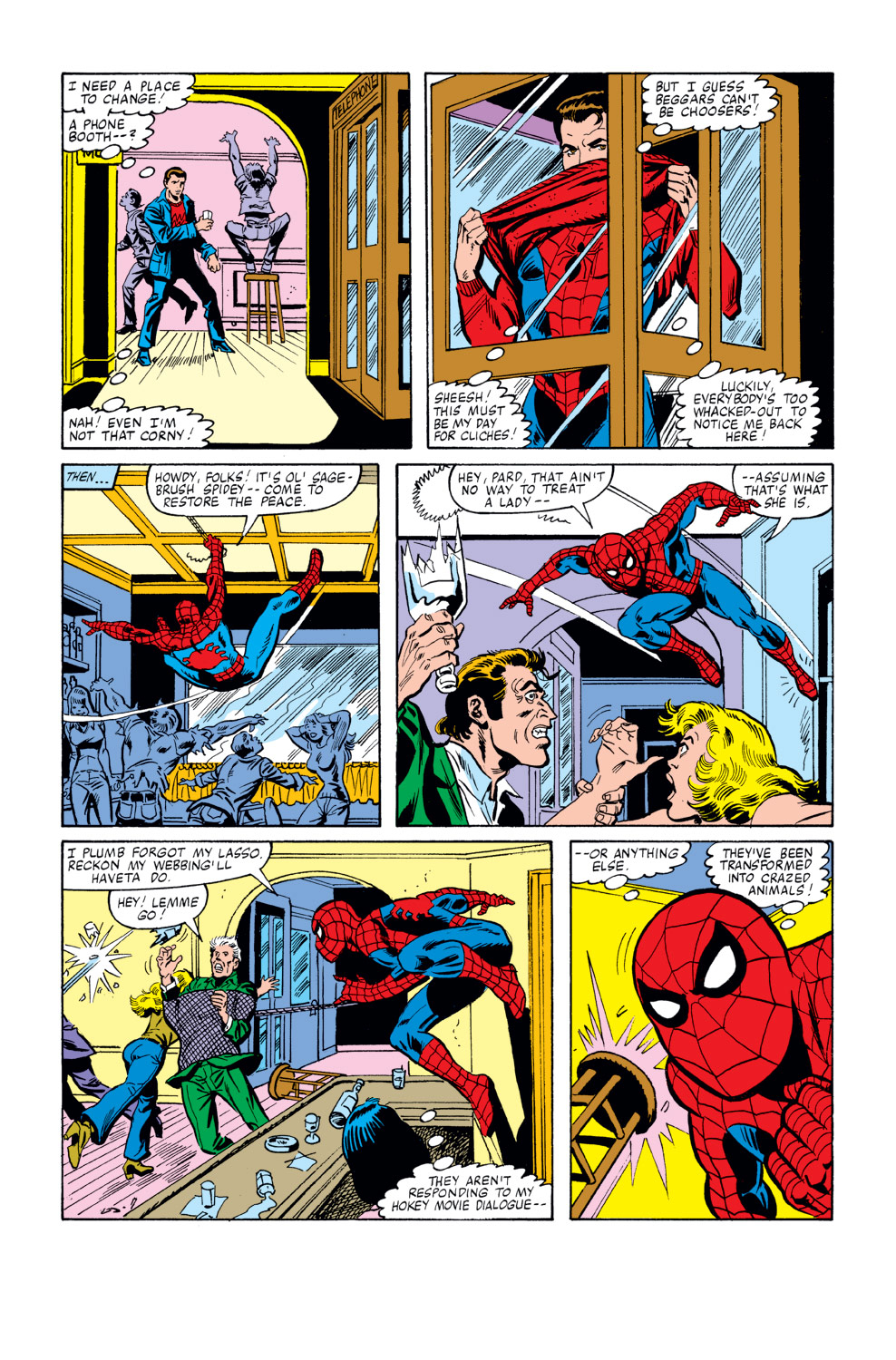 The Amazing Spider-Man (1963) 221 Page 10