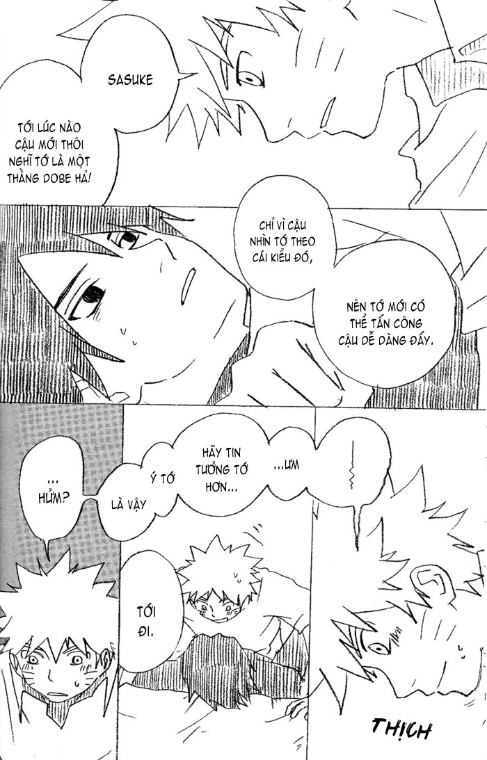 Hình ảnh  NaruSasu4ever %25252017%252520yearold%252520report 007 in Naruto Doujinshi - White paper