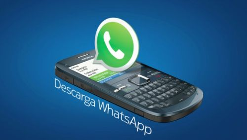 Whatsapp 2. 12. 95 download on nokia asha.