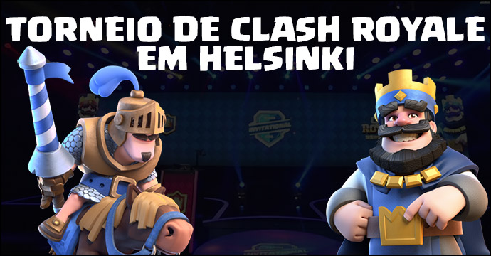 Torneio oficial de Clash Royale