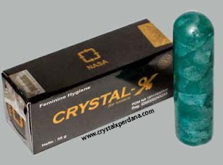 crystal x perdana