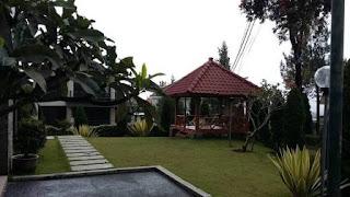 Villa Istana Bunga 5 Kamar Villa Orange