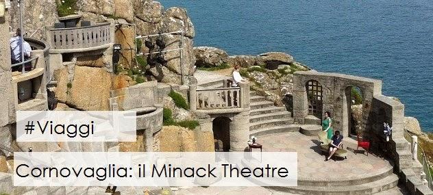 minack theatre, cornovaglia