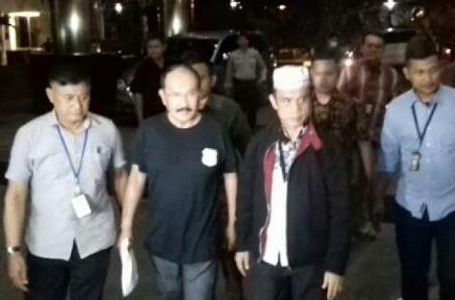 Heboh, Akhirnya Fredrich Yunadi Ditangkap KPK