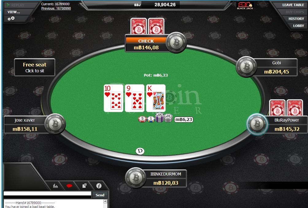 Poker dogecoin