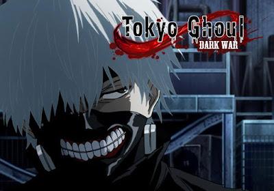 Tokyo Ghoul: Drak War Mod Apk
