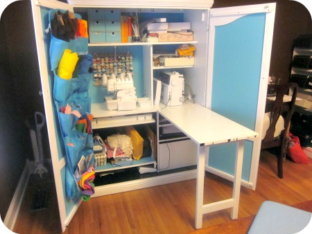 My Sewing Cabinet The Aim 233 E Way
