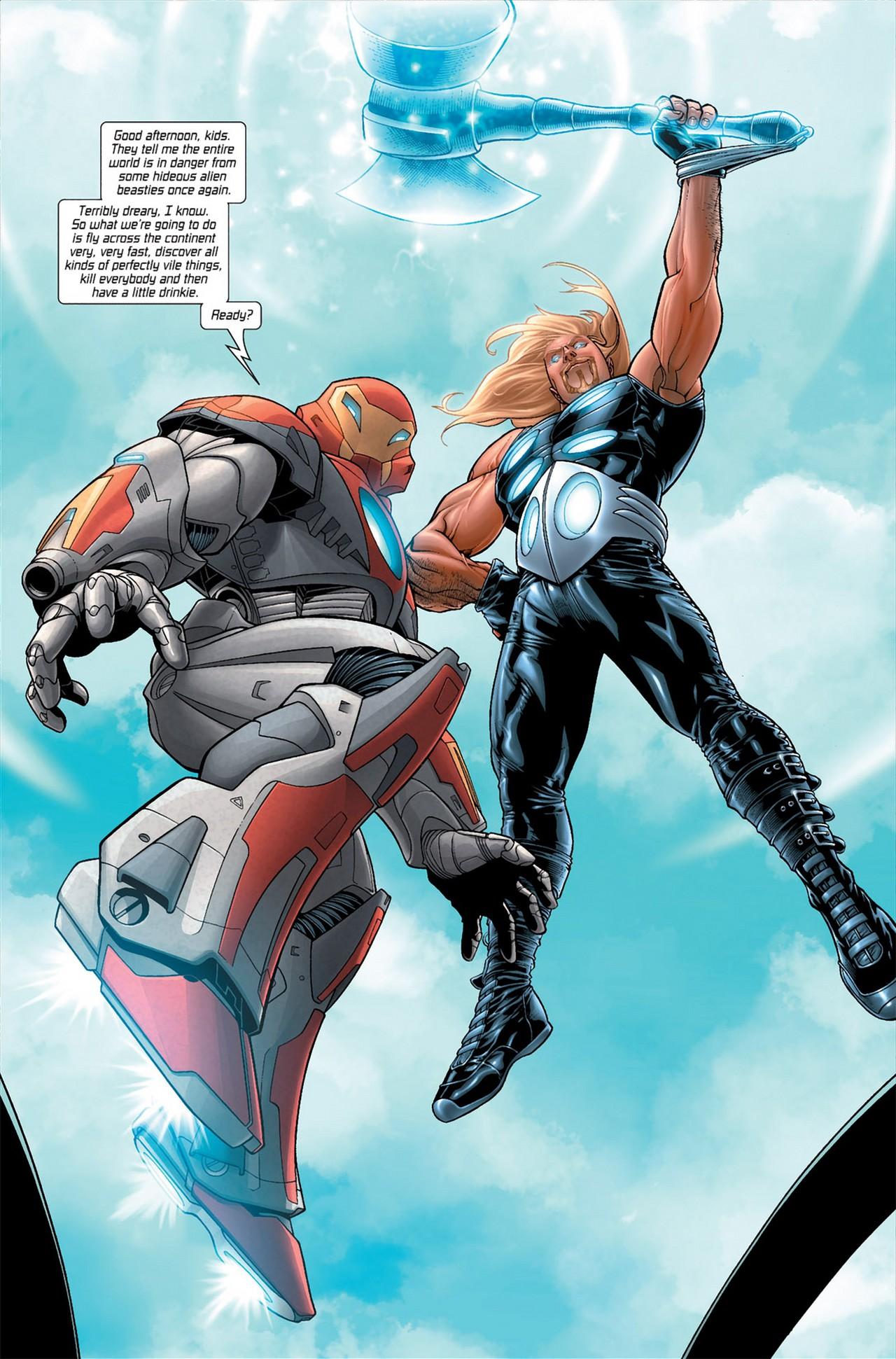 Read online Ultimate Secret comic -  Issue #2 - 22