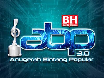 Senarai Pemenang Anugerah Bintang Popular Berita Harian 3.0 2017