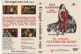 El angel vestia de rojo 1960 - Cáratula