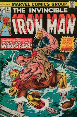 Iron Man #84, the Freak