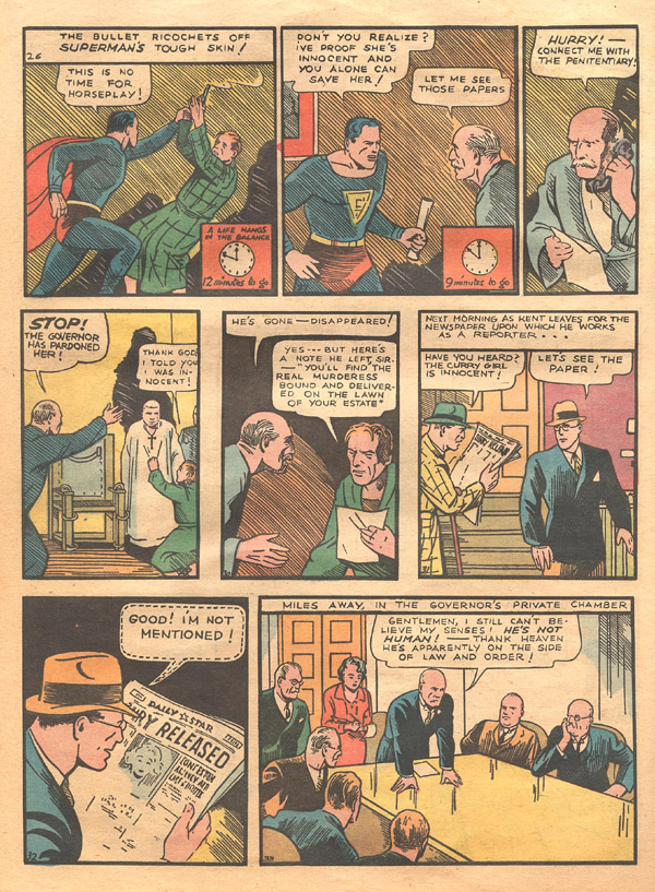 Action Comics (1938) 1 Page 5