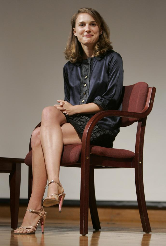 Natalie Portman Feet Education Apps