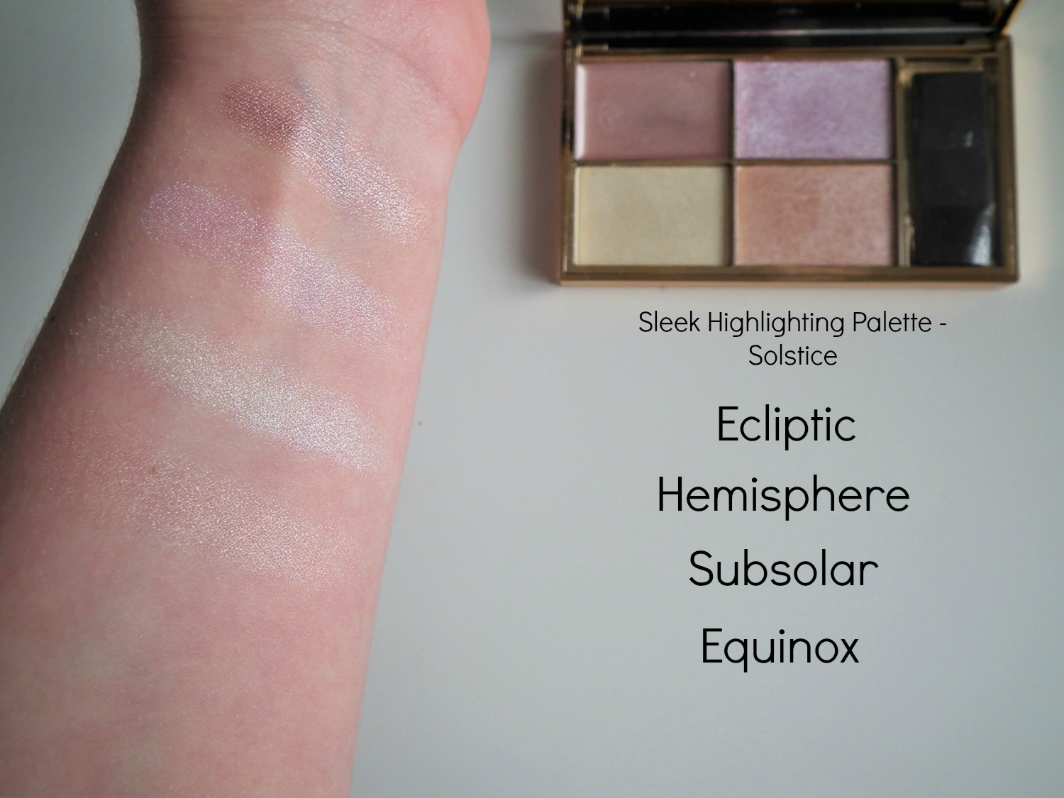 Budget Friendly Highlighters Sleek Solstice