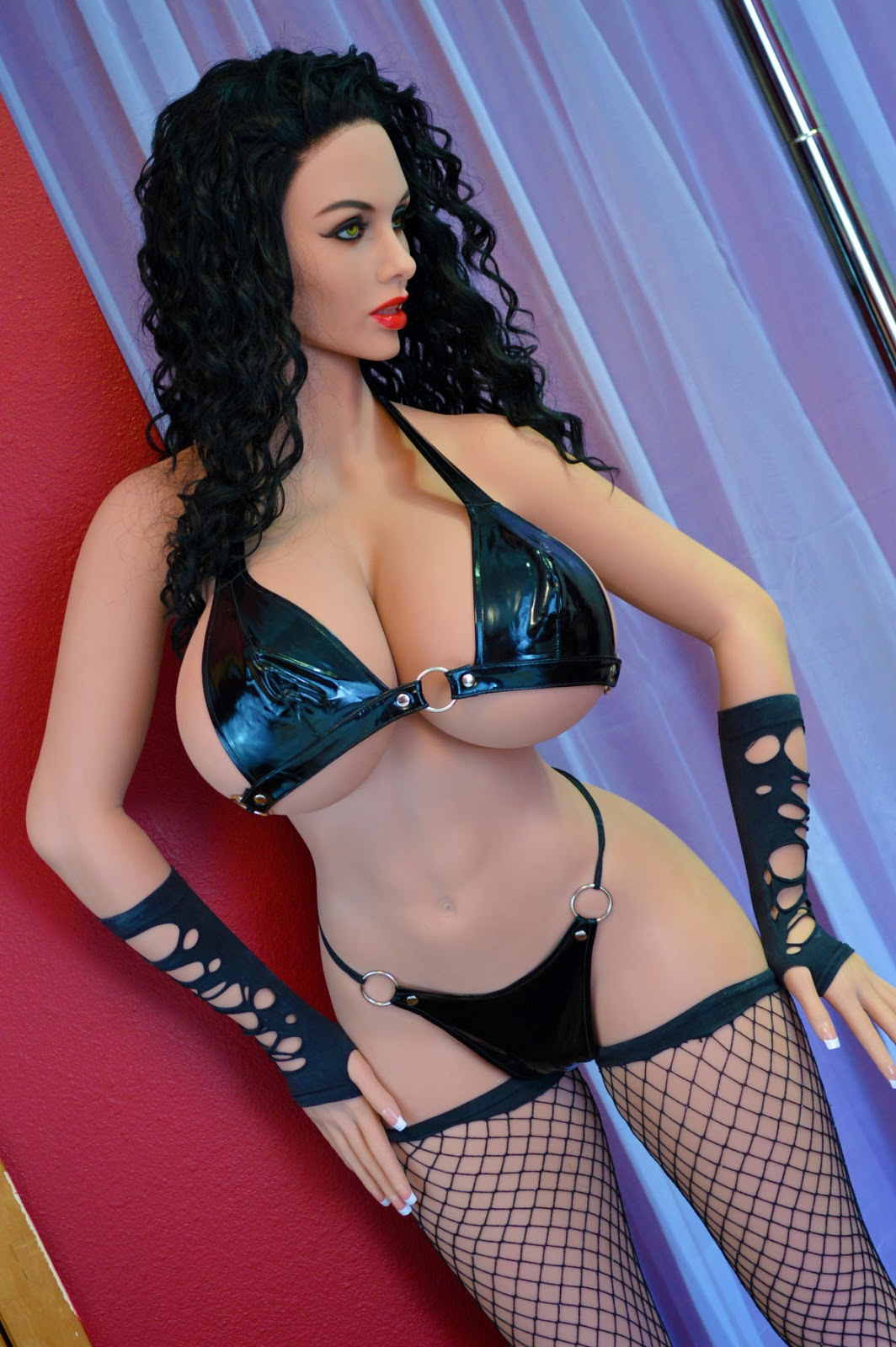 Silicone Sex Dolls Love Doll Lolo Big Breasts Big Ass -9207